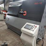 فیکٹری کی قیمت ڈبل وائرڈ خود بخود موڑنے والا موڑنے والی مشین