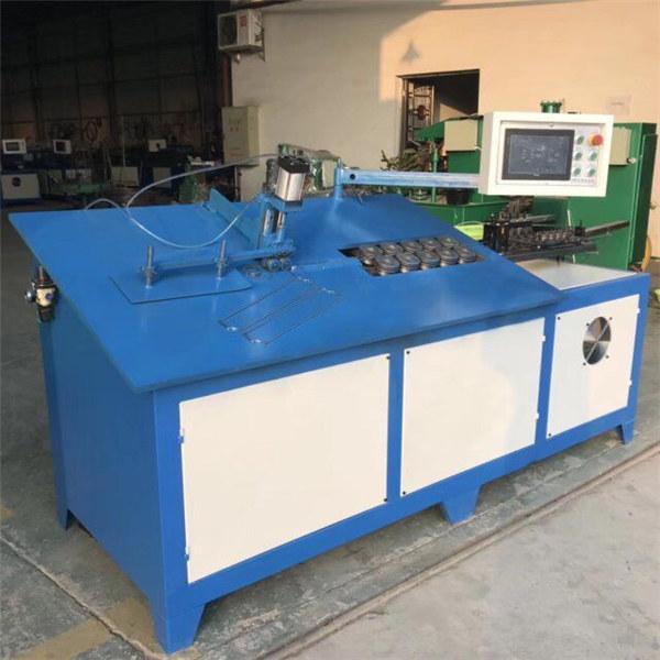 2D CNC خودکار اسٹیل وائر موڑنے والی مشین