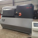 4mm-12mm ہائیڈرولک CNC سٹیل بار بینڈر، rebar موڑنے والی مشین، موڑنے والی خود کار طریقے سے اسٹیل رگڑ مشین