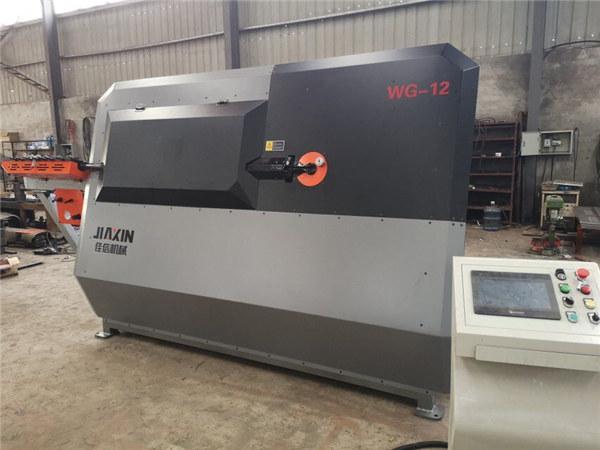 خود کار طریقے سے اور CNC طاقت 2D سٹیل تار موڑنے والی مشین