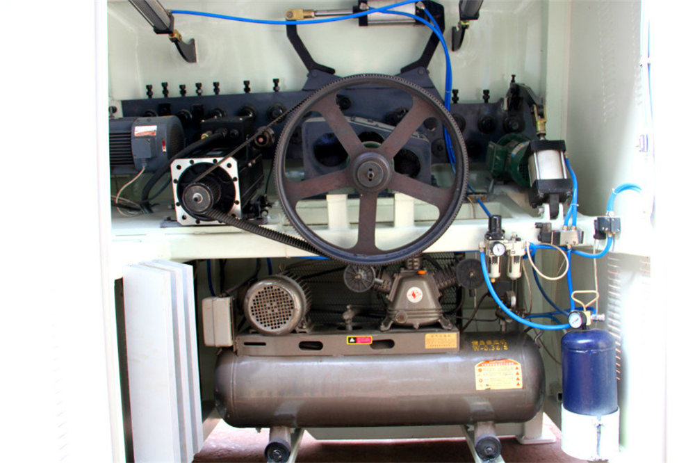 CNC وائر موڑنے والی مشین 4