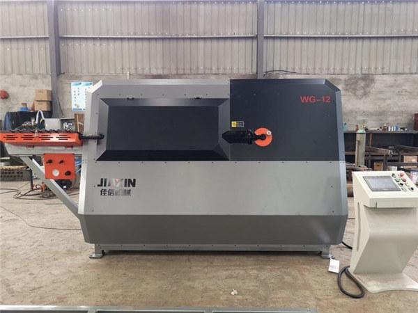 چین کارخانہ دار 4-12mm خود کار طریقے سے CNC کنٹرول سٹیل تار، rebar موڑنے والی مشین