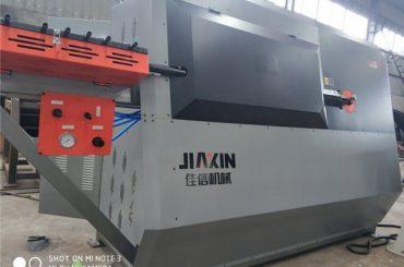 خود کار طریقے سے rebar بارڑ موڑنے والی مشین، اسٹیل تار رگڑ بینڈر