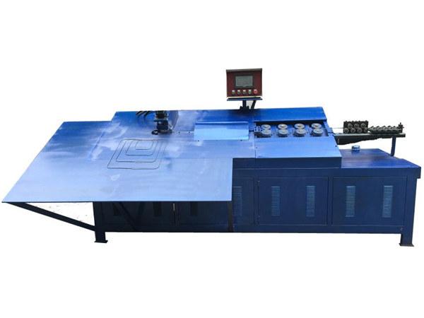 مکمل خود کار طریقے سے CNC کنٹرول 2D تار موڑنے مشین کی قیمت