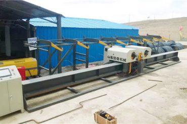 گرم، شہوت انگیز فروخت عمودی rebar ڈبل Benderrebar bender مرکز طول و عرض ریبر موڑنے والی مشین