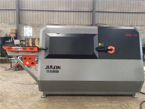 پورٹیبل rebar مشغول مشین CNC گول سٹیل بار کاٹنے اور موڑنے والی مشین موڑنے