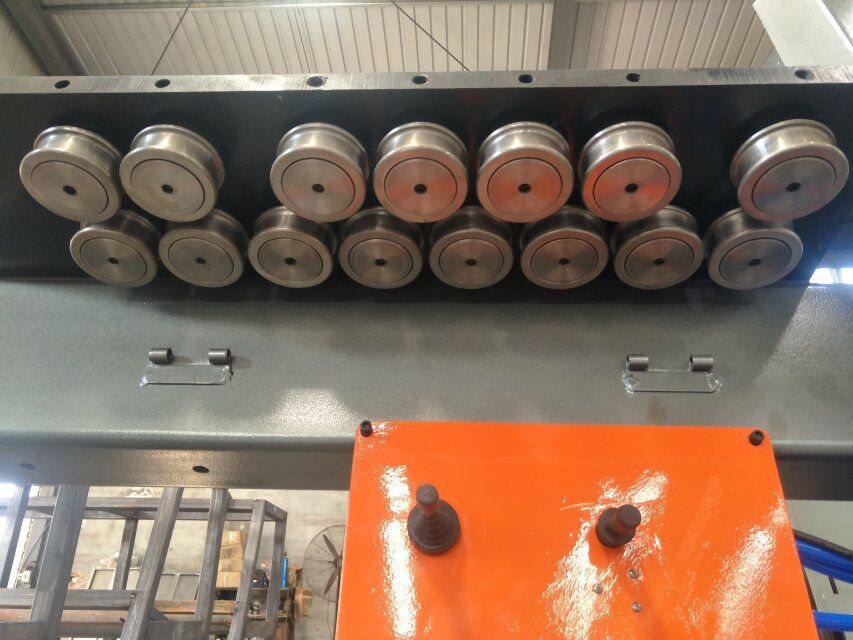 CNC سٹیل بار موڑنے والی مشین