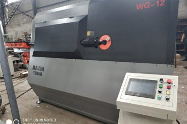 چین میں خود کار طریقے سے بارودی بینڈر میں بنا بگاڑ بار کی صنعتی مشینری کا سامان